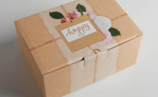 Коробка ‒ пенал Happy day (3907217)