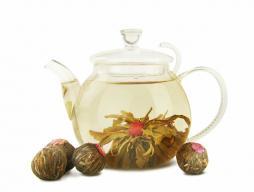 Сочный персик (связанный чай)