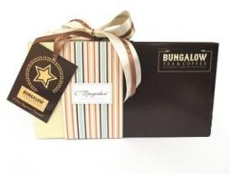 Подарочная упаковка для жестебанок с декором